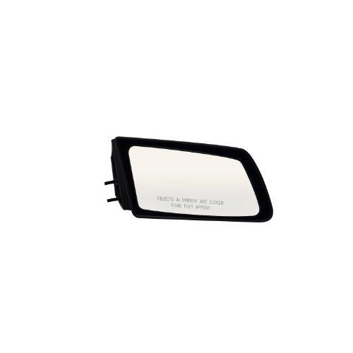 TYC 1630011 Oldsmobile Cutlass Passenger Side Manual Replacement Mirror (1992 Oldsmobile Cutlass Ciera)