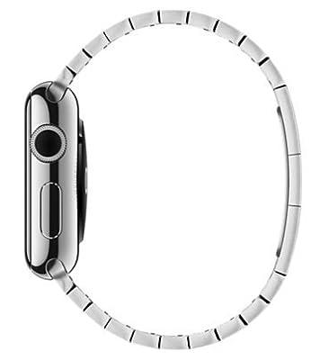 Apple Watch 38mm Stainless Steel Case - Link Bracelet
