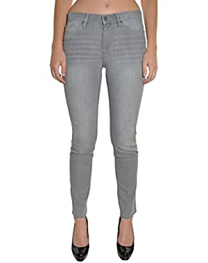 Powerstretch Ultimate Skinny Jeans (Grey, 6x30)