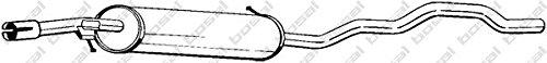 Bosal 285-517 Mittelschalld/ämpfer