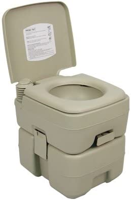 Palm Springs Outdoor Camping Toilet