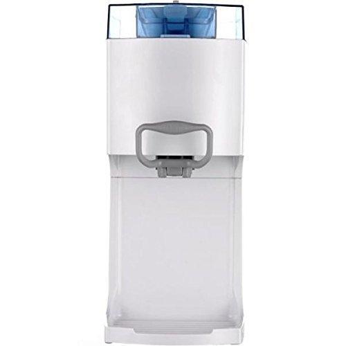 4in1 Softeismaschine, Eismaschine, Frozen Yogurt-Milchshake Maschine, Flaschenkühler Gino Gelati IC-55W-G