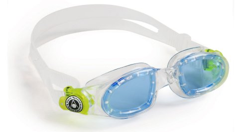 Aqua Sphere Moby Kid Swim Goggle - Transparent Swimming Goggles