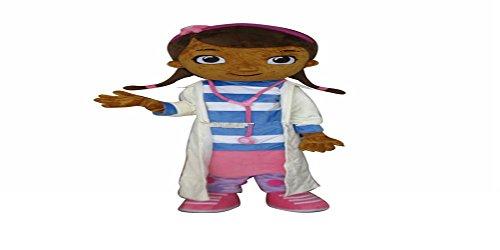DocMcstuffins Mascot Costume (Mascot Costume Rentals)