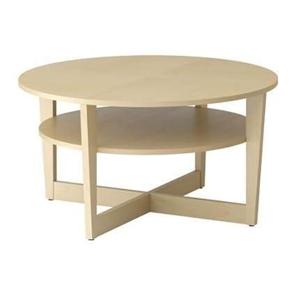 De BassePlacage Cm 90 Ikea Table Vejmon Bouleau dBxhsCtQro