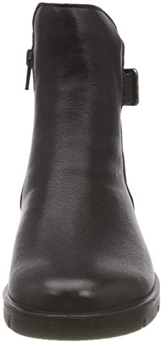 1001 Mujer Bella Ecco Botines Schwarz Black para TtftYwq8