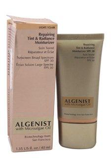 - Algenist Repair Tint and Radia Sunscreen SPF 30 Moisturiser, Light Algenist, 1.35 Ounce