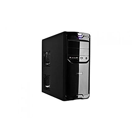 Circle Desire D1 Desktop Cabinet with SMPS (Black): Amazon.in ...