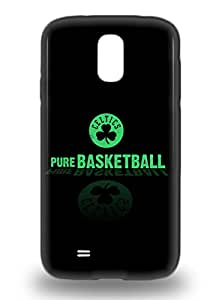 S4 Snap On 3D PC Case Cover Skin For Galaxy S4 NBA Boston Celtics Logo ( Custom Picture iPhone 6, iPhone 6 PLUS, iPhone 5, iPhone 5S, iPhone 5C, iPhone 4, iPhone 4S,Galaxy S6,Galaxy S5,Galaxy S4,Galaxy S3,Note 3,iPad Mini-Mini 2,iPad Air )