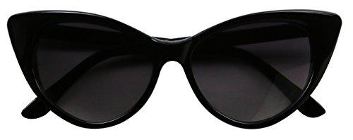 Basik-Eyewear-Exaggerated-High-Pointed-Tip-Rockabilly-Cat-Eye-Slim-Vintage-Sunglasses