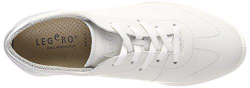 Legero Amato, Women's Low-Top Sneakers White