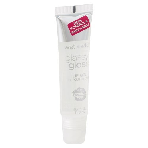 Wet N Wild Glassy Gloss Lip Gel 309A Through The Looking Glass (Pack of 3)