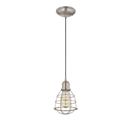 Savoy House Lighting 7-4130-1-SN Casual Lifestyles 1 Light M