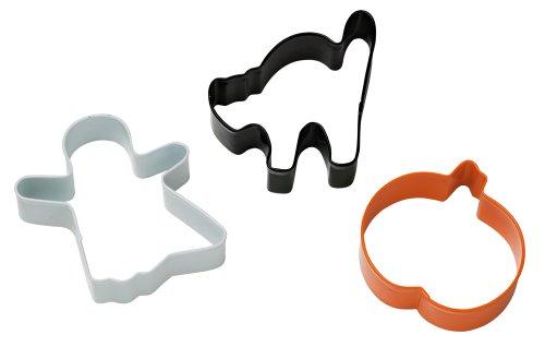 Wilton Halloween Color Cutter Set, 3 Piece Set -