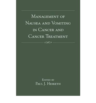[(Management of Nausea and Vomiting in Cancer and Cancer Treatment)] [Author: Paul J. Hesketh] published on (November, 2004) PDF ePub fb2 ebook