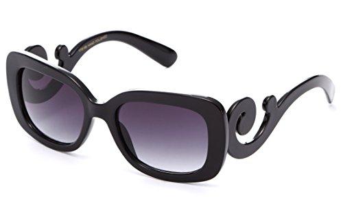 Inspired Oversized Sunglasses - 6
