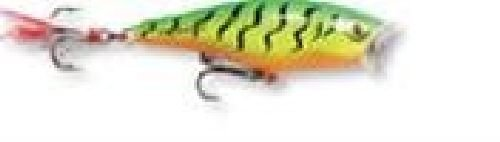 Rapala Skitter Pop 07 Fishing lure, 2.75-Inch, Firetiger