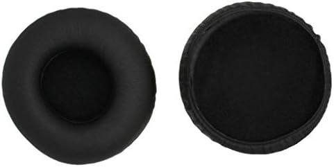 H HILABEE AKG Y50 Y50BTヘッドフォン対応 耳パッドカバー イヤーパッド イヤークッション 耐久性 柔軟性