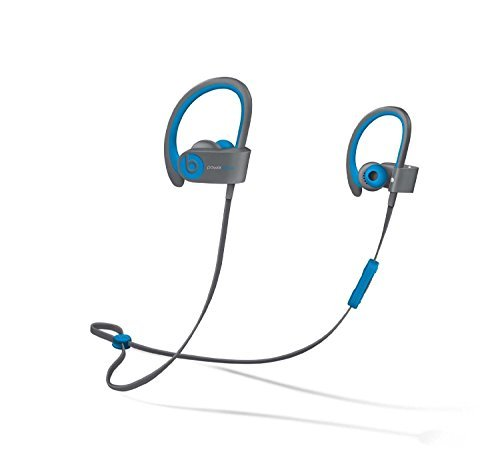 Powerbeats2 Wireless In-Ear Headphone, Active Collection – Flash Blue (Certified Refurbished)