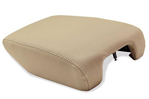 Autoguru Lexus LS400 Center Console Armrest Real Leather Cover Beige for 95-00