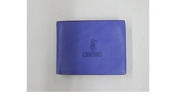 GREENWICH POLO CLUB - Cartera para Mujer Morado Violeta: Amazon.es: Equipaje
