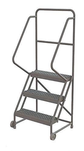 Tri-Arc KDTF103242 - Tilt and Roll Ladder 3 Step Serrated