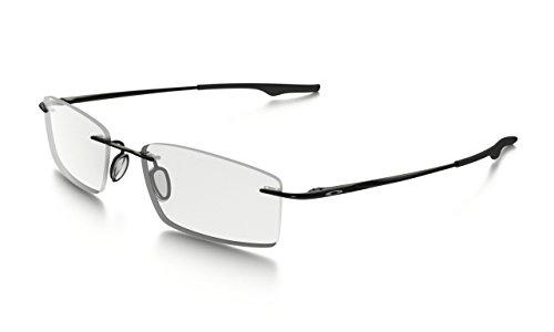 Oakley OX3122-01 Keel Eyeglasses-Polished - Oakley Frames Rimless