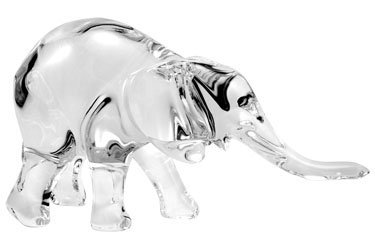 Baccarat Crystal Tanganyika Elephant