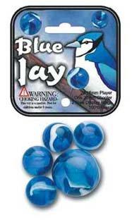 Mega Marbles Blue Jay Marble Net -