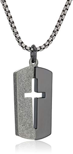 Steve Madden Mens Cross Necklace product image