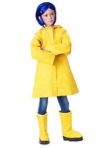 Child Coraline Costume Medium