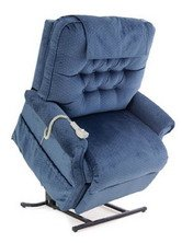 Pride Mobility - GL-358XXL Heritage Collection Lift Chair - Blue (Pride Heritage Collection)