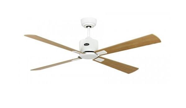 Bajo Consumo Eco Neo II – Ventilador de techo (132 cm lacado ...