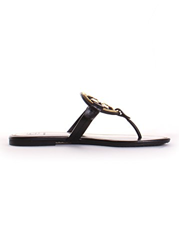 Pictures of Tory Burch Miller Metal Logo Sandal Perfect 3