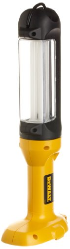 - DEWALT DC527 18-Volt Fluorescent Area Light, No Battery