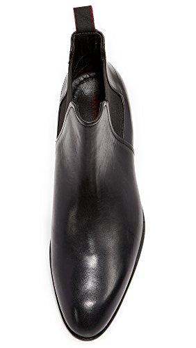 Hugo Menns Dressapp Chelsea Støvler, Svart, 11 D (m) Oss