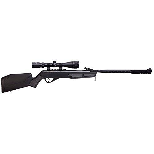 Benjamin Vaporizor Black/Grey Nitro Piston Elite Air Rifle BVH22TPSS-SX