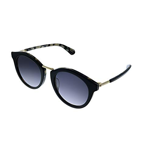 - Kate Spade New York Women's Joylyn/S Black Havana/Dark Grey Gradient One Size
