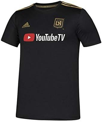 adidas YOUTH Los Angeles Football Club Home Soccer Stadium Jersey / サッカーユニフォーム LAFC ホーム用 ジュニア向け