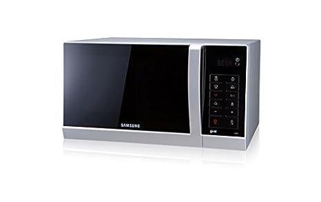 Samsung GE86N 23 L 850 W Plata - Microondas (23 L, 850 W ...