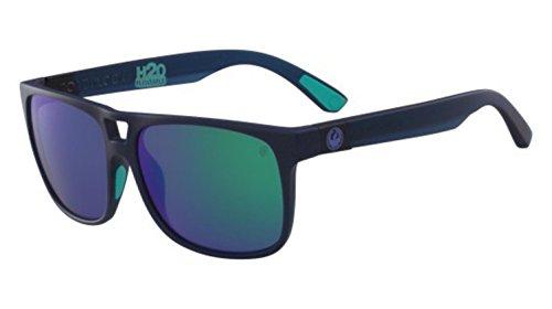 Sunglasses DRAGON DR ROADBLOCK H2O 405 MATTE DEEP NAVY/BLUE SKY - Dragon Blue Sunglasses
