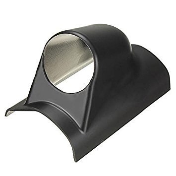 - Gauge Cup Holder - TOOGOO(R) Universal Car Auto 52mm Single A-Pillar Pod Hole Gauge holder Pod Black