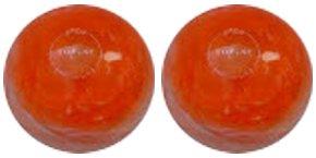 EPCO-Duckpin-Bowling-Ball-StarLine-Pearl-2-Orange-Balls