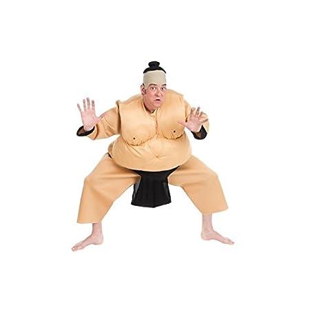 Chaks C4147M Sumo, acolchada para disfraz de adulto, talla M ...