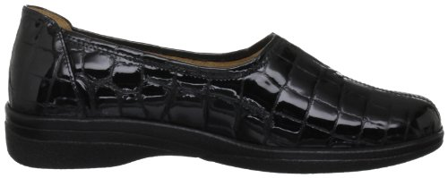 Gabor Women's Alice Ballet Black DkmTR
