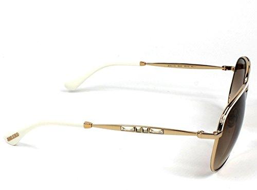 Jimmy Choo Sonnenbrille (JEWLY/S) Rosegd Ivory