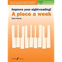 Improve Your Sight-Reading! a Piece a Week -