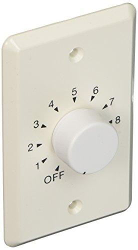 Factor VC10 10W 25-70V Volume Control, White ()