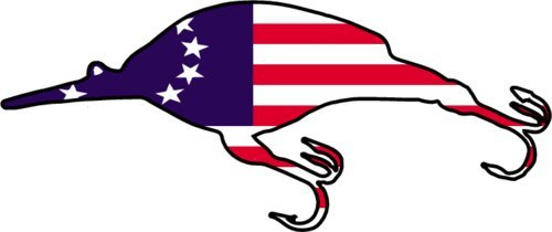american-flag-crank-bait-lure-fishing-vinyl-decal-sticker-great-for-truck-car-bumper-or-tumbler-perf