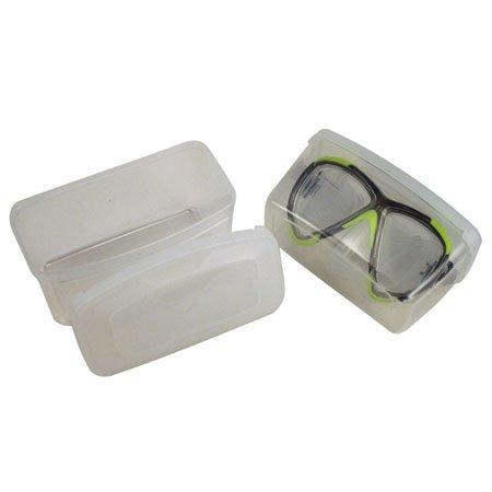 Heavy Duty Plastic Scuab Dive Mask Box Case, Regular